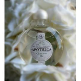 Anti-cellulite oil with Cinnamon oil