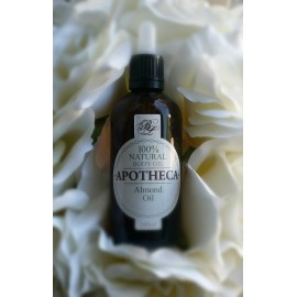 100% NATURAL Body oil Almond oil