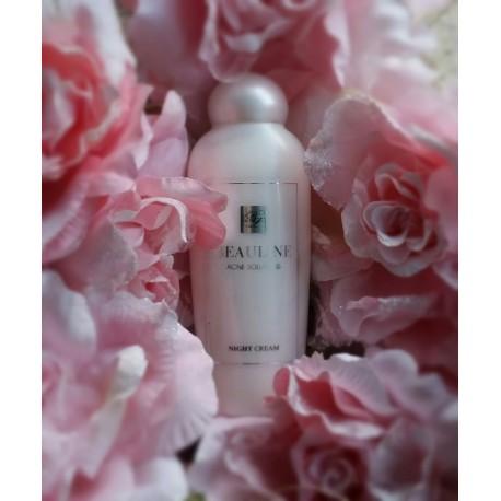 Night cream acne solutions