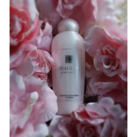 Gentle cleansing lotion acne solutions